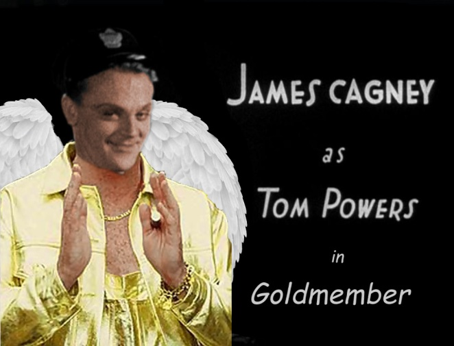 James Cagney as Tom Powers