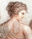 Detail from The Hours by Maria Cosway